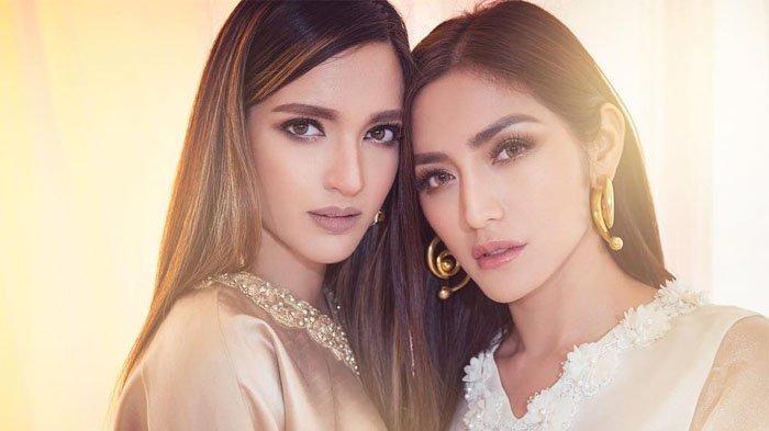 Nia Ramadhani dan Jessica Iskandar