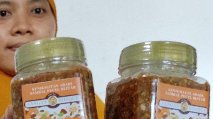 Harga Cabai Mahal, Produsen Sambal Pecel di Kota Blitar Batasi Produksi Agar Tak Rugi
