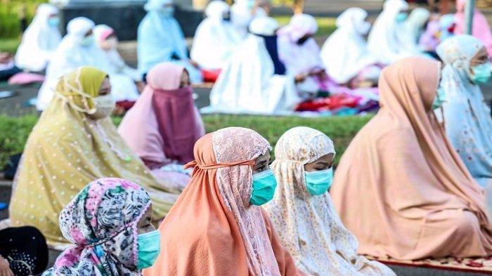 NIAT, Bacaan dan Tata Cara Sholat Idul Fitri 2021 Lengkap Sesuai Arahan Kemenag RI