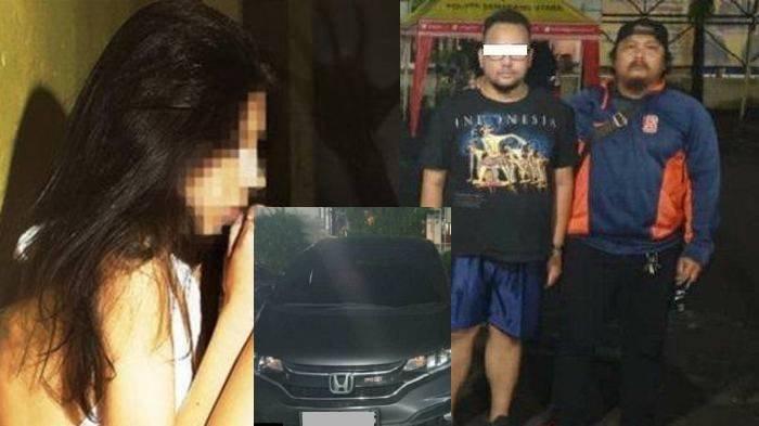Niat Jahat Pria Surabaya Nyolong Honda Jazz Gagal, Istri Ketinggalan di TKP, 2 Jam Langsung Terciduk