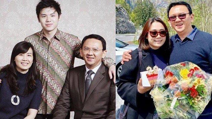 Lokasi Ahok Dipertanyakan Saat Kejutan Ulang Tahun Anak Veronica Tan, Tapi Puput Pamer Foto Mesra?