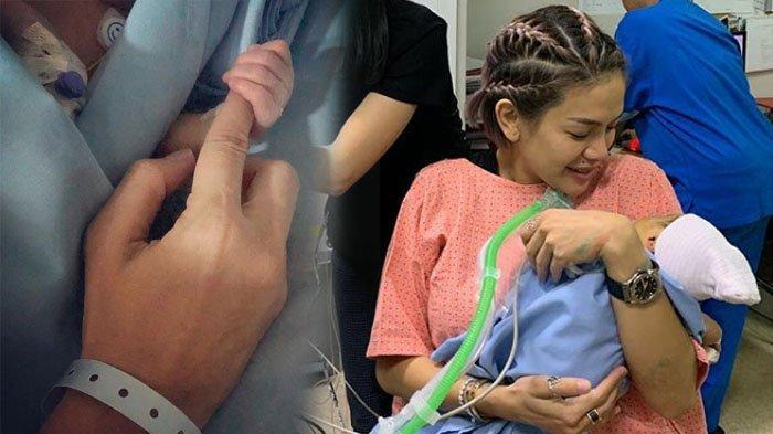 Tangisan Nikita Mirzani Cerita Kondisi Sang Anak Dipenuhi Peralatan Medis, Hati Saya Hancur