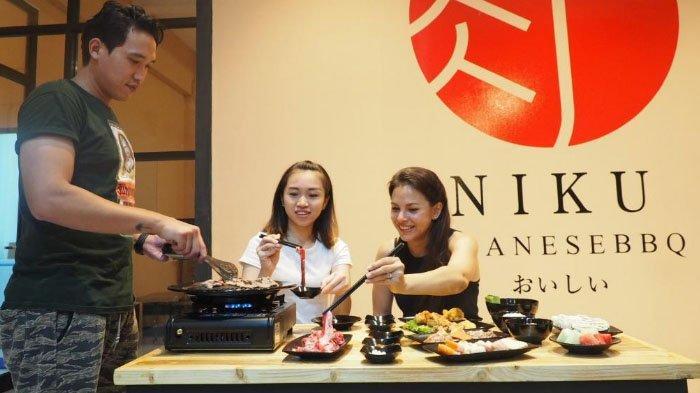 Niku Japanese BBQ Buka Cabang di Sidoarjo, Menu Unggulan Sama Dengan Restoran di Surabaya