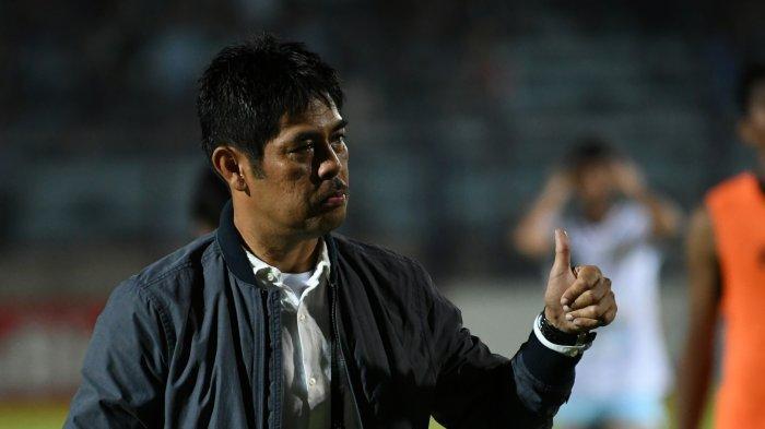 Sowan ke Markas Persib Bandung, Pelatih Persela Minta Pemainnya Berjuang Maksimal Demi Harga Diri