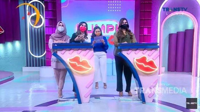 Nisya Ahmad, Amy Qanita, Syahnaz Sadiqah hadir di program