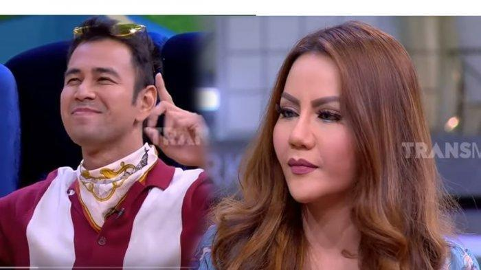 Potret Raffi Ahmad dan Nita Thalia