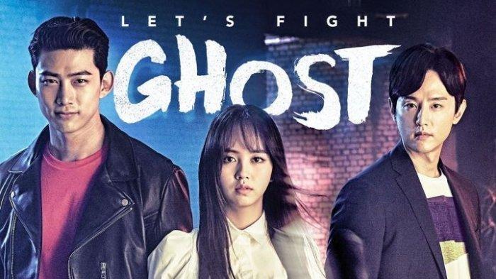 Nonton Drakor Let's Fight Ghost Sub Indonesia Episode 1-16, Lengkap Sinopsis dan Tayang di NET TV