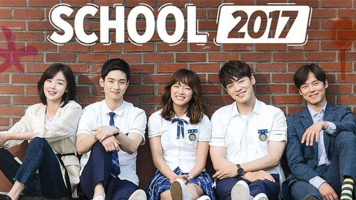 Nonton Drakor School 2017 Episode 1-16 Sub Indo dan Sinopsis Tayang di NET TV