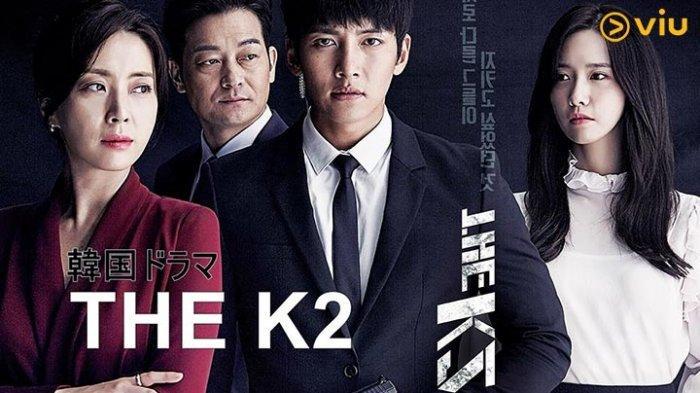 Nonton Drakor The K2 Sub Indo dan Sinopsisnya, Kisah Ji Chang Wook Jadi Pengawal Pribadi Yoona SNSD