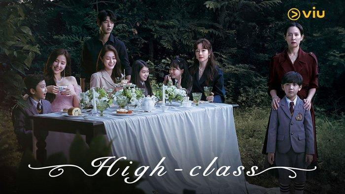 Nonton Drakor High Class Episode 12 Sub Indo, Hwang Na Yoon Ambil Alih Kekuasaan Presiden Sekolah