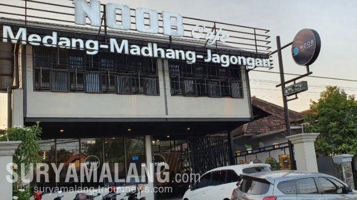 Medang, Madhang, Jagongan di NOOB Cafe and Space Pasuruan, Ada Tempat Privasi