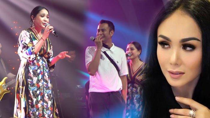 Obrolan Menggoda Nagita Slavina ke Raffi Ahmad Bahas Yuni Shara di Konser: Enakan Aku Apa yang Lama?