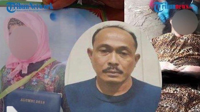 Oknum polisi yang tega merudapaksa dan membunuh 2 gadis di Medan