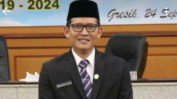 Waspada! Foto Anggota DPRD Gresik, Abdullah Hamdi Dipakai untuk Penipuan