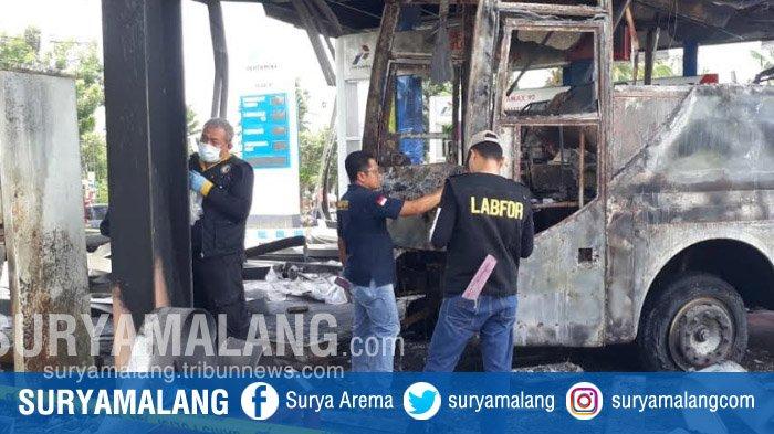 Tim Labfor Temukan Penyebab Kebakaran SPBU Mangli Di Jember