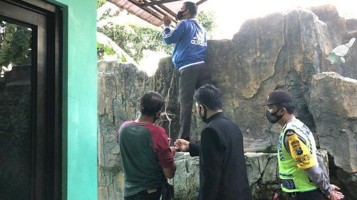 Santri Tewas Tersengat Listrik Saat Panjat Tembok Pesantren untuk Pesan Makanan di Warung Ponorogo