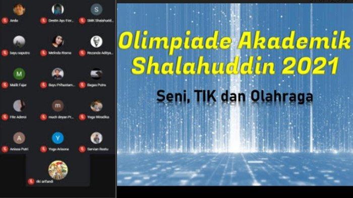 SMK Shalahuddin Malang Adakan Olimpiade Akademik 2021 Online, Semangati Siswa Usai Liburan