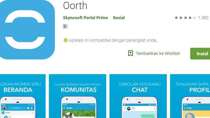 Oorth, Inilah Media Sosial yang Lahir di Solo dan Sudah Digunakan di 66 Negara