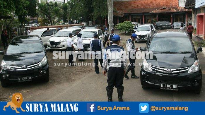 Operasi Gabungan di Kota Malang, Sasaran Utamanya Adalah Transportasi Umum