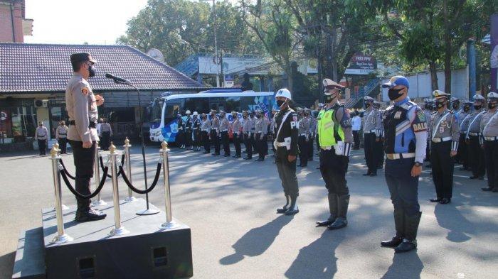 Polresta Malang Kota Gelar Operasi Keselamatan Semeru 2021
