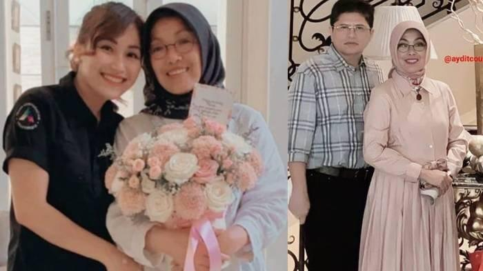 orangtua Adit Jayusman dan Ayu Ting Ting sangat sayang dan perhatian