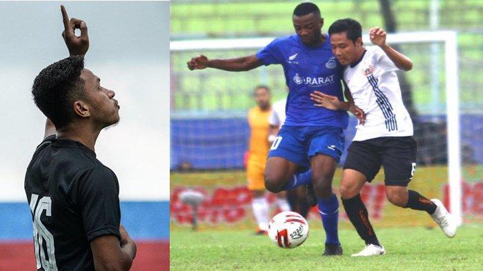 Osvaldo Haay Jalani Debut Bersama Persija Jakarta di Kandang Arema FC, Gantikan Evan Dimas