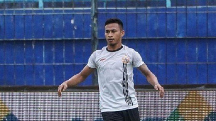 Pengakuan Osvaldo Haay Seusai Jalani Debut Bersama Persija Jakarta di Stadion Kanjuruhan Malang