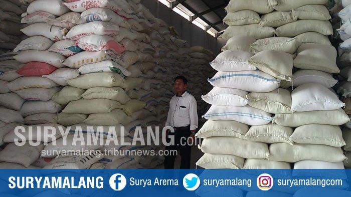 2017, Bulog Sub Divre Malang Target Penyerapan Gabah dan Beras Sebanyak 67 Ribu Ton