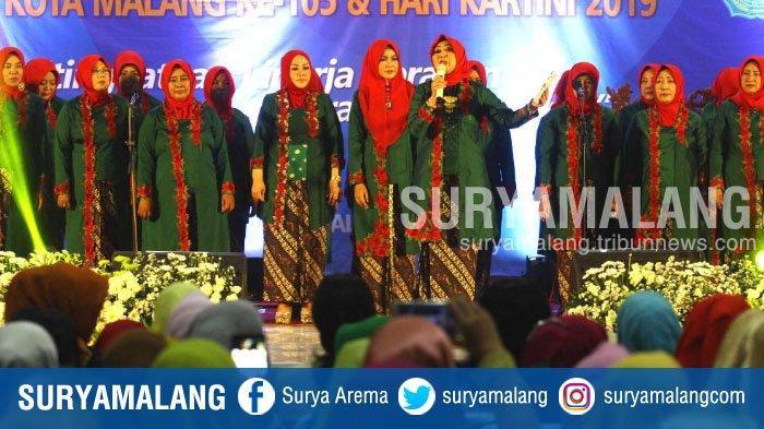 TP PKK Miliki Peran Besar Membangun Kota Malang