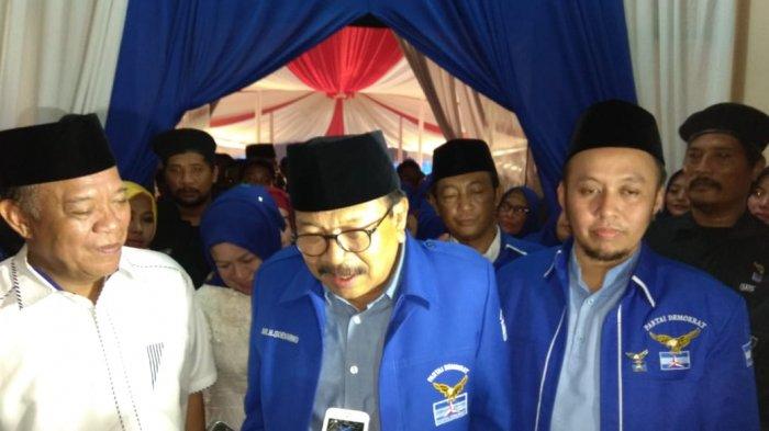 Pakde Karwo: DPD Dan DPC Partai Demokrat Akan Fokus Dalam Pileg, Ketimbang Pilpres