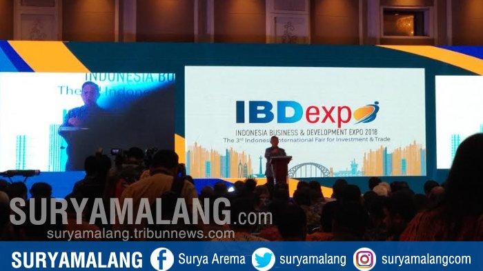 108 BUMN Dan BUMD Jatim Gelar Pameran Bersama Di Grand City Surabaya