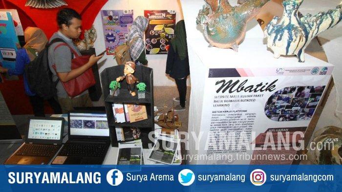 Universitas Negeri Malang Pamerkan 200 Karya Inovasi Belajar