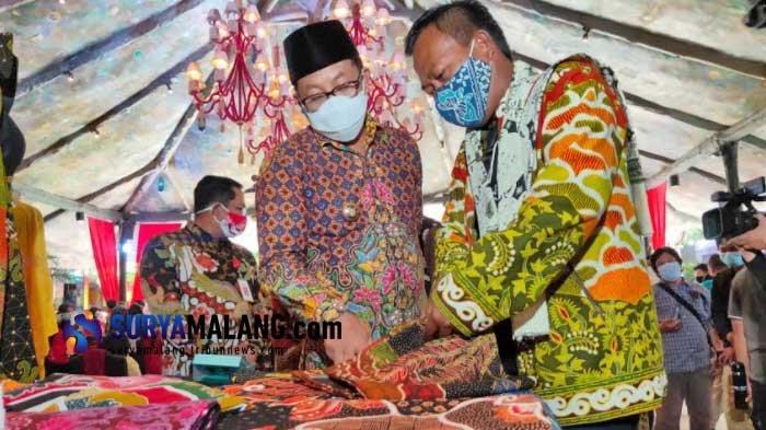 Ajak UMKM Malang Bangkit saat Pandemi, BI Malang Gelar Pameran Karya Kreatif Indonesia III