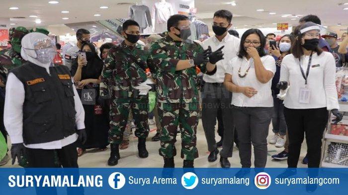 Pangkogabwilhan II Mulai Koordinasikan Pemilahan Pasien Covid-19 di RS Jatim