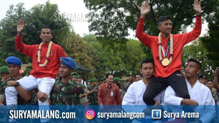 Serda Rifki Saat Kecil Jadi Kalahan, Akhirnya Belajar Karate dan Kini Persembahkan Medali Emas