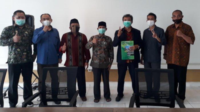 Hari Pertama Pendaftaran Bakal Calon Rektor UIN Maliki Malang Sudah Ada 2 Pendaftar