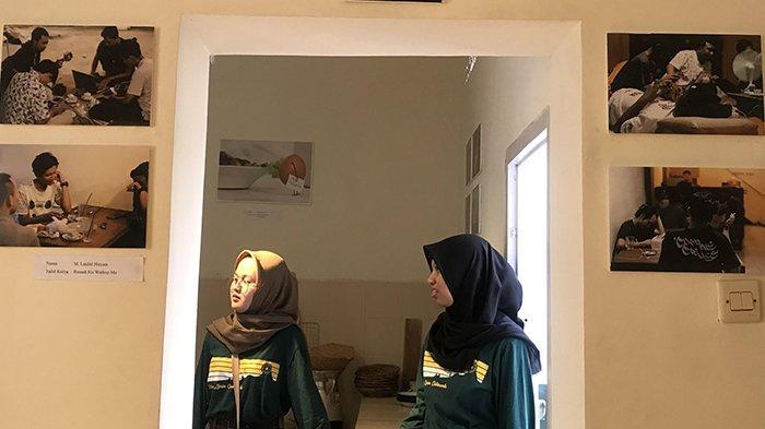 Mahasiswa Unisma Gelar Pameran Foto Gratis di Rumah 1870, Kampung Kayutangan, Kota Malang