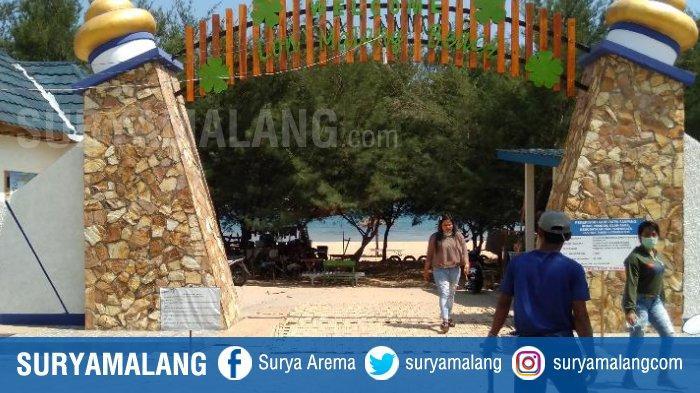 Pantai Lon Malang, Tempat Irigasi Sawah yang Berubah Jadi Destinasi Wisata Paling Ramai di Sampang