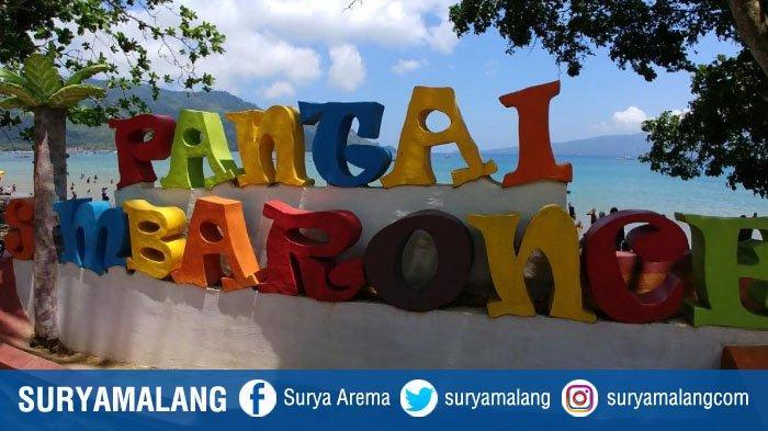 Jalan Setapak Akan Hubungkan Pantai Pasir Putih Karanggongso dan Pantai Simbaronce, Trenggalek