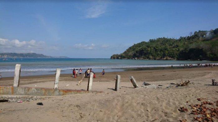 Potensi Ancaman Tsunami dengan Gelombang Hingga 30 Meter Di Pantai Tulungagung, Hasil Modeling BMKG