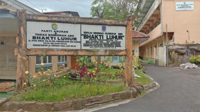10 Penghuni Panti Asuhan Bhakti Luhur Malang Dipindah ke RS Lapangan Idjen Boulevard
