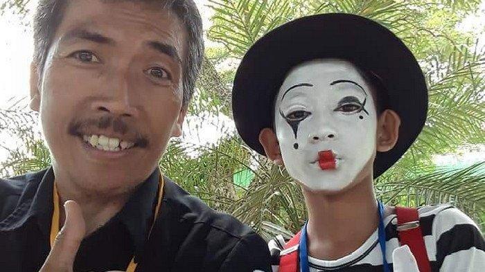 Asisten Dosen UM ini Ternyata juga Guru Pantomim, Belajar sejak 1979 saat Musim Break Dance