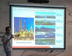 Khawatirkan Keberadaan Kilang Pertamina Rosneft Di Tuban, NGRR Ajak Warga Studi Banding Ke Cilacap