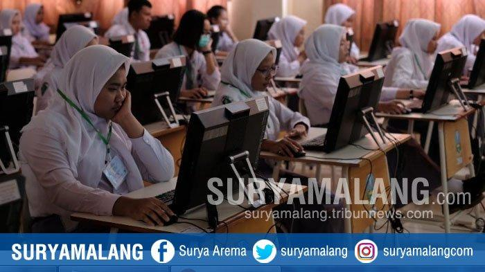 KBM Daring Atau Belajar di Rumah SMA-SMK Diperpanjang Sampai 1 Juni 2020, Jadwal SD-SMP Kondisional