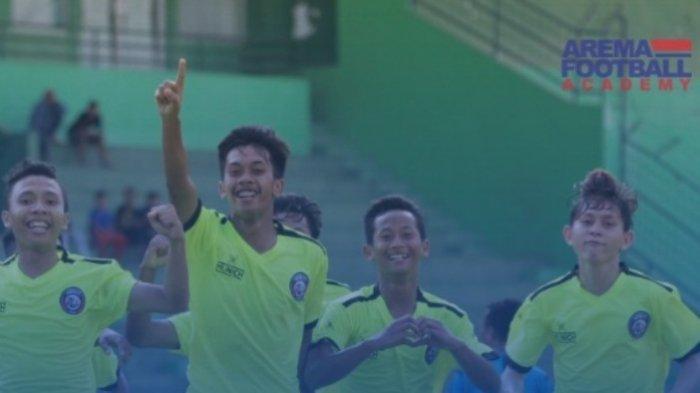 Akademi Arema Bukan Sekedar Cetak Pemain Profesional, Tapi Juga Lahirkan Pemain Bermental Tangguh