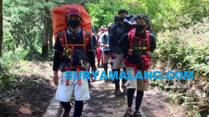 Yuk Intip Reportase di Jalur Pendakian Gunung Semeru Setelah Lama Ditutup, Jumlah Pendaki Dibatasi