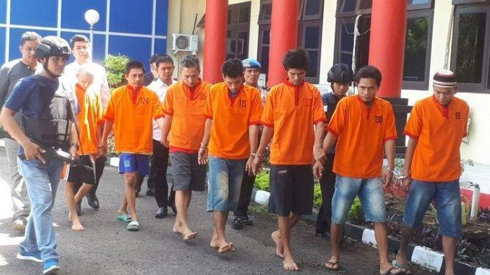 Modal Rp 18 Ribu, Ibu Rumah Tangga Berperan Besar dalam Aksi Kaburnya 30 Tahanan Polresta Palembang