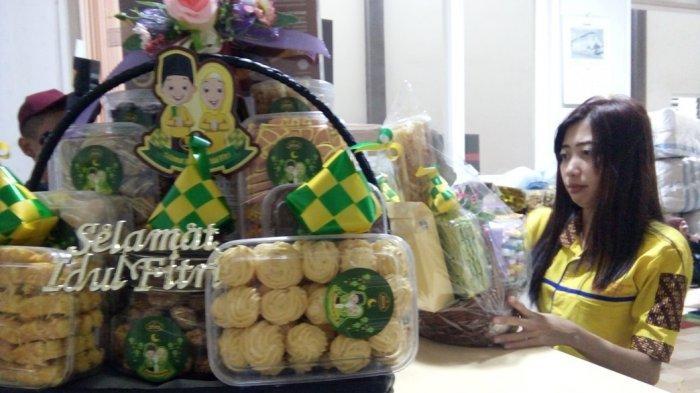 Jelang Lebaran 2019, Penjualan Parcel di Kota Malang Meningkat Hingga 100 Persen