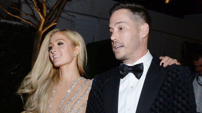 Paris Hilton dan Carter Reum