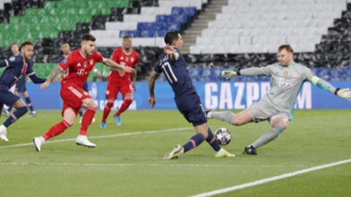 Hasil Liga Champions Paris Saint Germain Vs Bayern Muenchen, PSG Kalah Tapi Lolos- Juara 2020 Out
